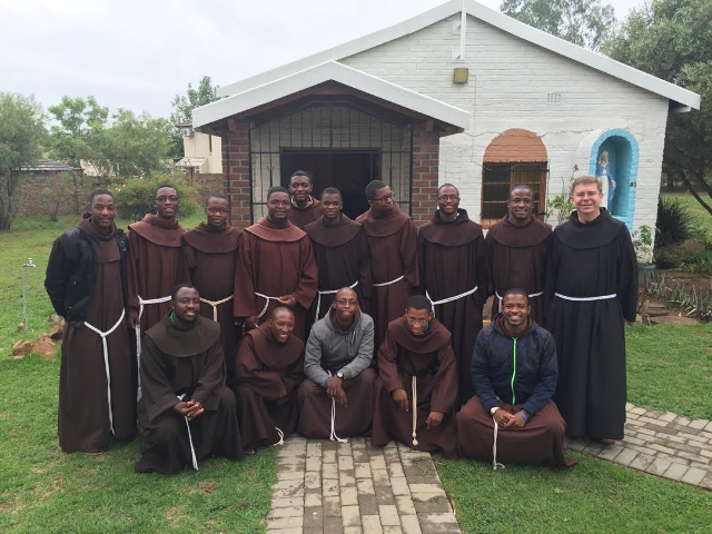 Novices at the Kraal in Pretoria - Copy