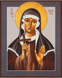 St. Clare Evening Prayer
