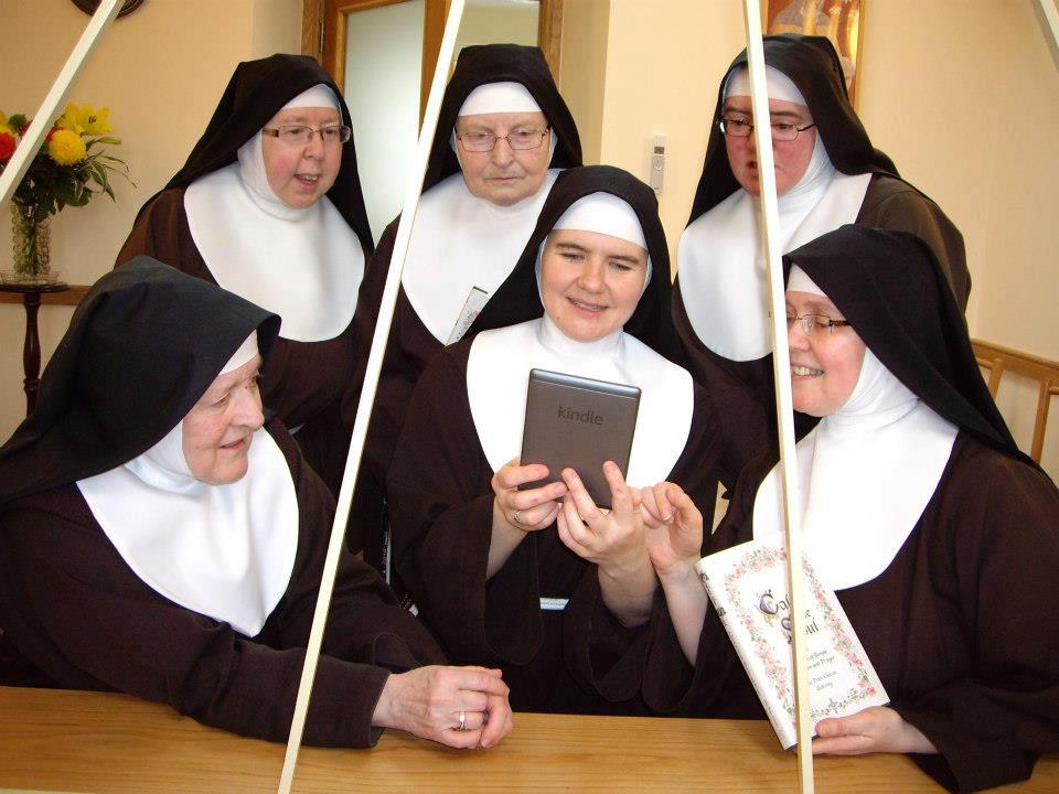 New Book from Poor Clares – Irish Franciscans